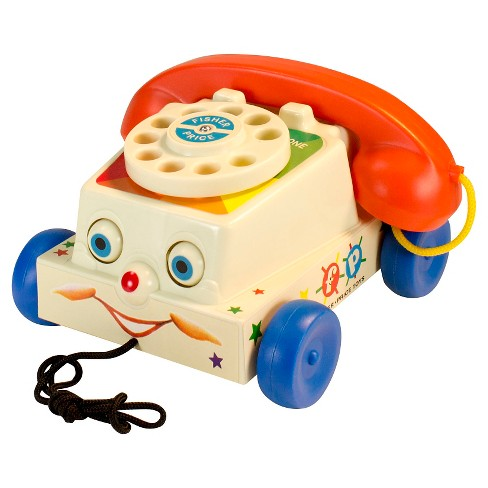 Fisher-Price Chatter Phone - image 1 of 7