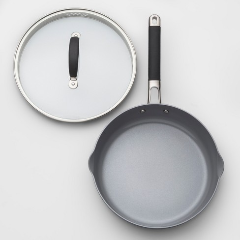 """Ceramic Coated Aluminum Covered Sauté Pan 10"""" - Made By Design™ - image 1 of 4"""