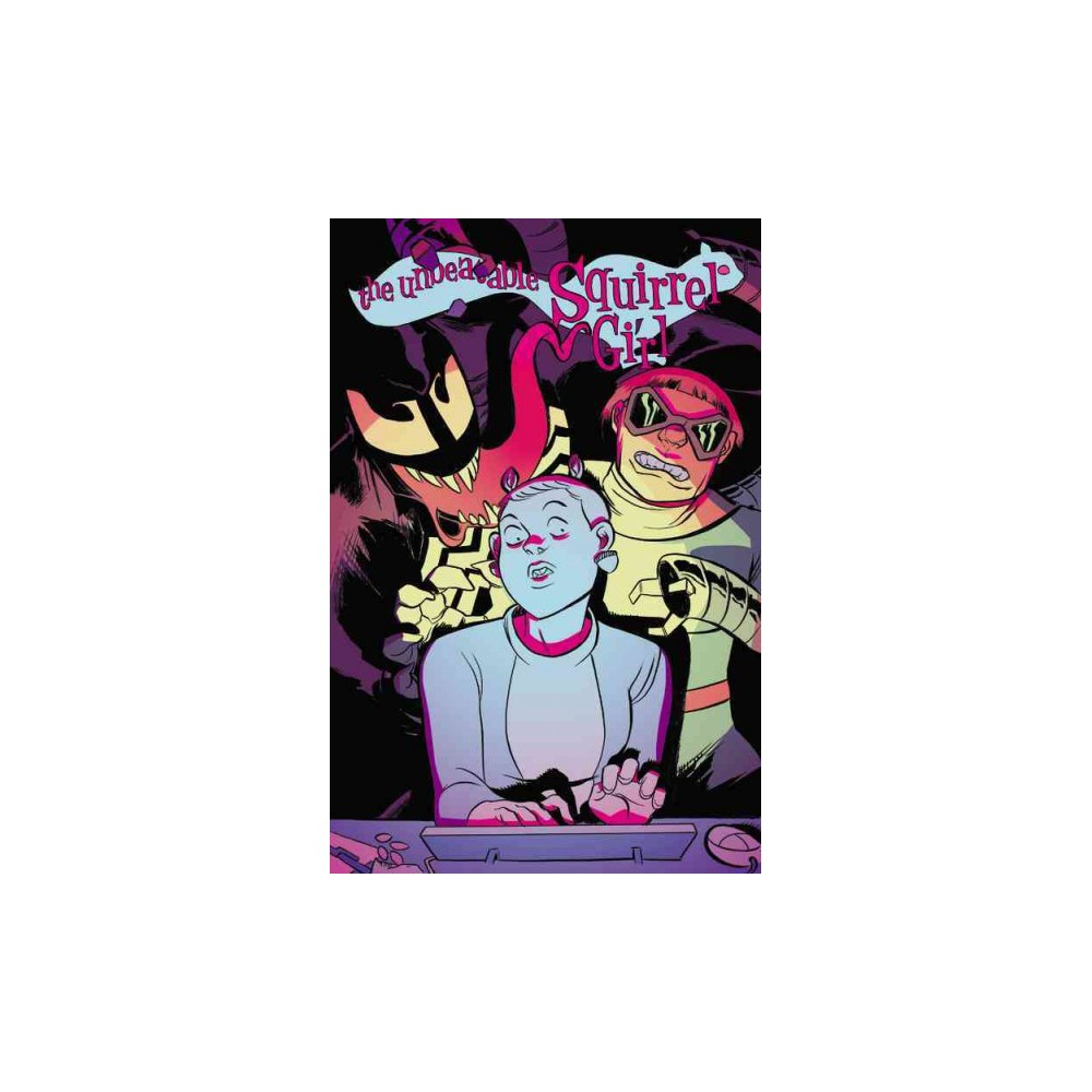 Unbeatable Squirrel Girl 4 : I Kissed a Squirrel and I Liked It (Paperback) (Ryan North)