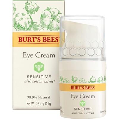 Burt's Bees Sensitive Eye Cream - 0.5oz