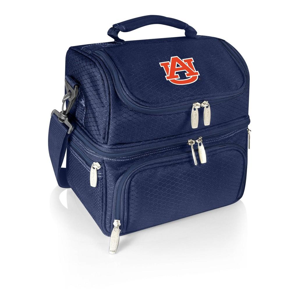 Ncaa Auburn Tigers Pranzo Dual Compartment Lunch Bag Blue