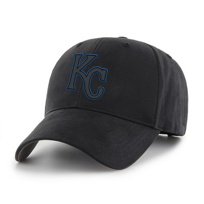 MLB Kansas City Royals Classic Black Adjustable Cap/Hat by Fan Favorite