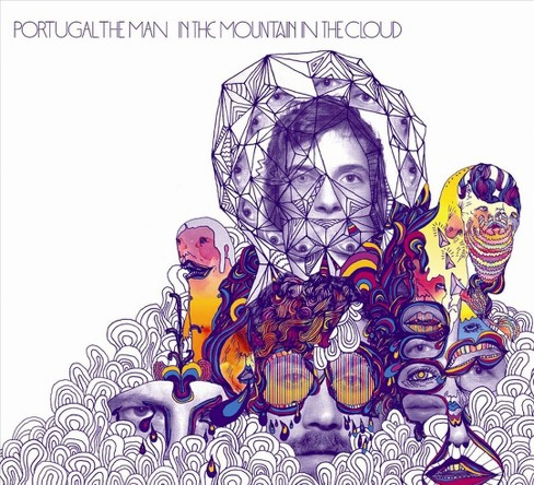 Portugal. The Man - In the Mountain in the Cloud (CD) - image 1 of 1