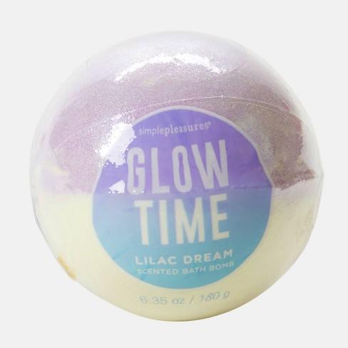 Tri-Coastal Design Glow Time Lilac Dream Bath Soaks - 6.35oz - image 1 of 1