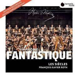 Siecles  les & franc - Berlioz: symphonie fantastique (CD)
