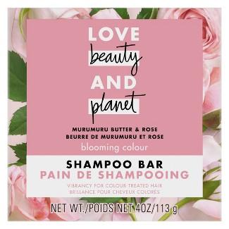 Love Beauty And Planet Muru Muru Shampoo Bar - 4oz : Target