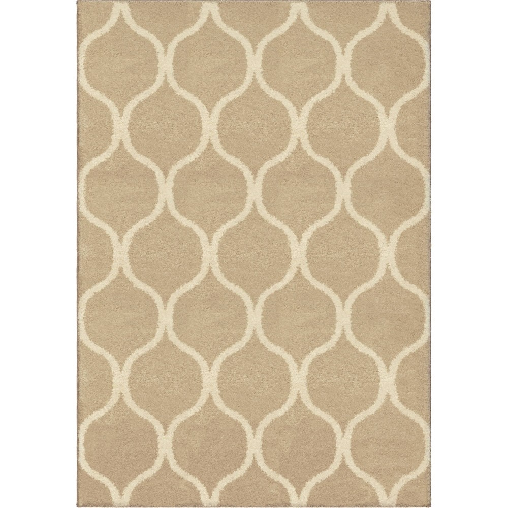 """Image of """"Adobe Solid Woven Area Rug - (5'3""""""""X7'6"""""""") - Orian"""""""