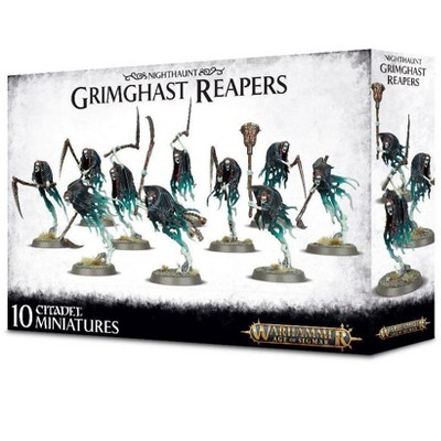 Age of Sigmar Grimghast Reapers Miniatures Box Set