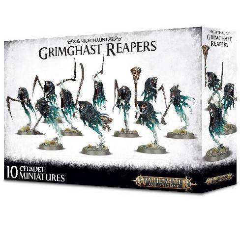 Age of Sigmar Grimghast Reapers Miniatures Box Set - image 1 of 3