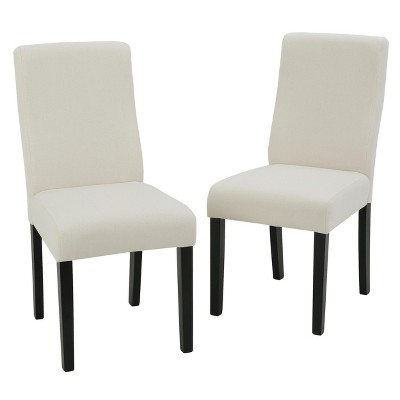 Corbin Dining Chair Set 2ct - Christopher Knight Home : Target