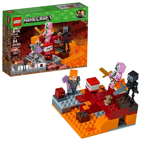 LEGO Minecraft The Nether Fight 21139 - image 1 of 6