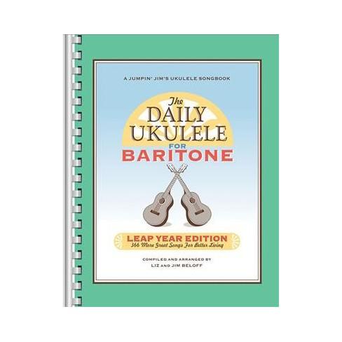 Daily Ukulele 366 More Great Songs For Better Living Paperback