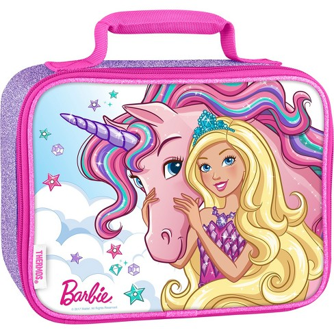 Thermos Shopkins Barbie Lunch Bag - Pink