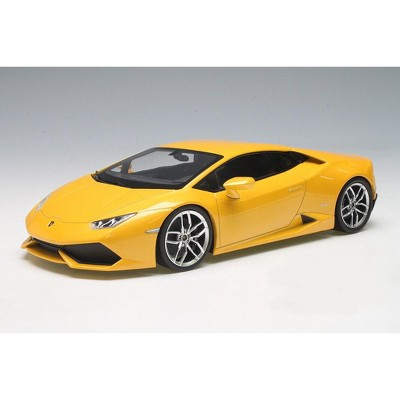 Lamborghini Huracan LP610-4 Yellow 1/18 Diecast Car Model by Kyosho