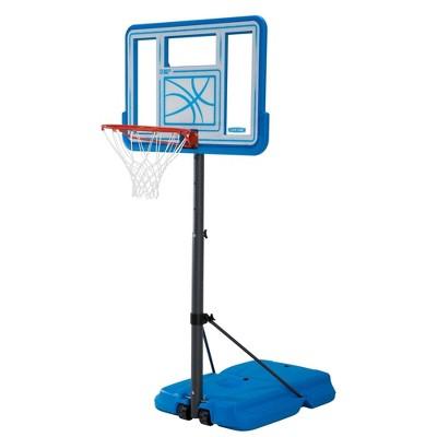 "Lifetime 44"" Poolside Adjustable Portable Basketball Hoop"
