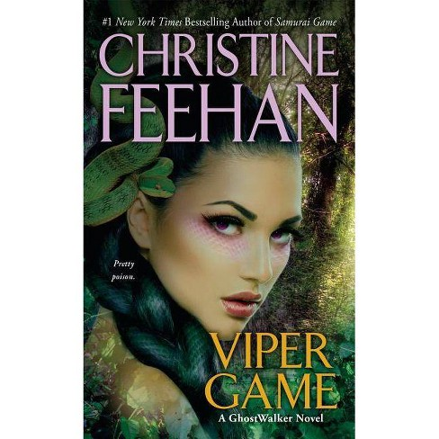 Viper Game - (Ghostwalker Novel) by  Christine Feehan (Paperback) - image 1 of 1