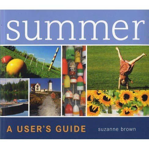 Summer - by  Suzanne Brown (Paperback) - image 1 of 1