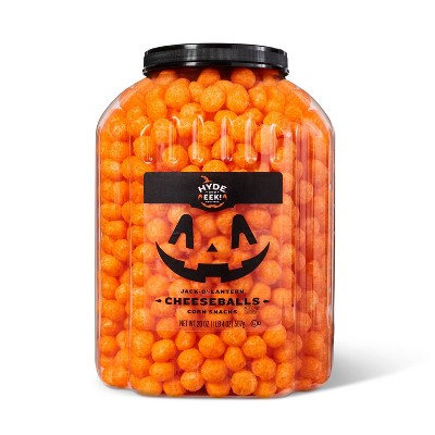 Halloween Jack-O-Lantern Cheeseballs - 20oz - Hyde & EEK! Boutique
