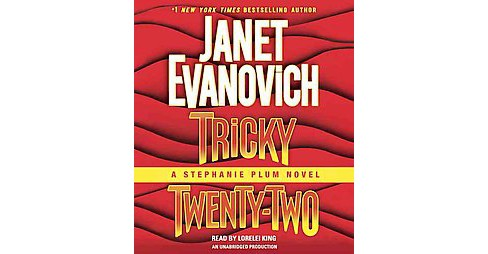 Tricky Twenty-two (Unabridged) (CD/Spoken Word) (Janet Evanovich) - image 1 of 1