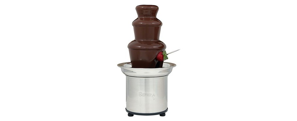 Image of Sephra Select Home Fondue Fountain 16 - Stainless