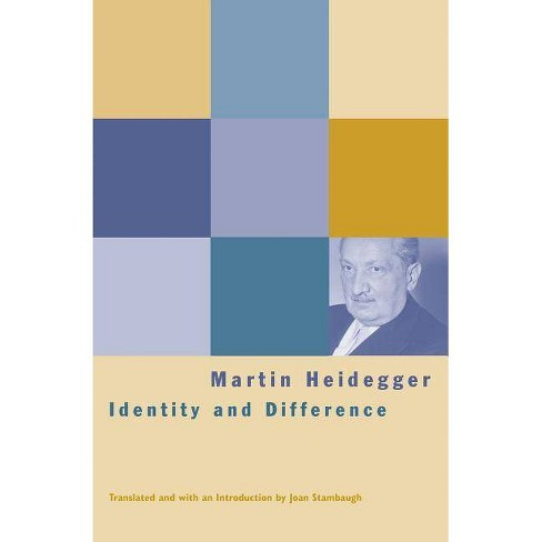 Identity and Difference - 2 Edition by  Martin Heidegger (Paperback) - image 1 of 1