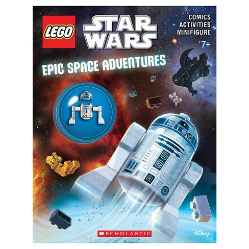 Epic Space Adventures (Paperback) - image 1 of 1