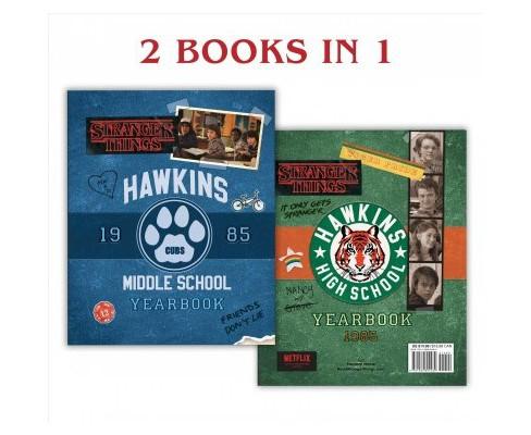 Hawkins Middle School Yearbook Stranger Things Target