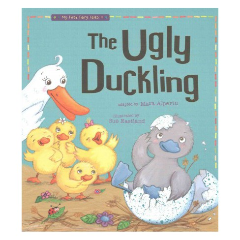 The Ugly Duckling - (My First Fairy Tales) (Paperback) - image 1 of 1
