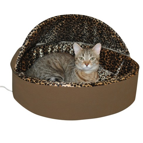 K&H Pet Products Thermo-Kitty Bed Deluxe - image 1 of 1