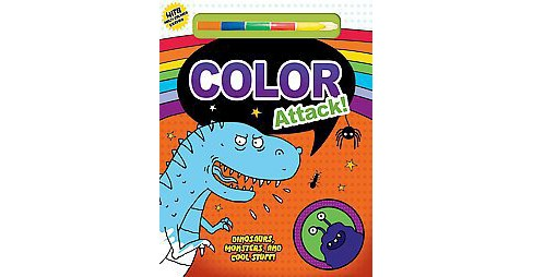 Color Attack! (Hardcover) - image 1 of 1
