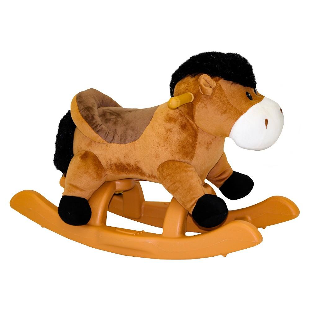 PonyLand Toys Rocking Horse with Sound