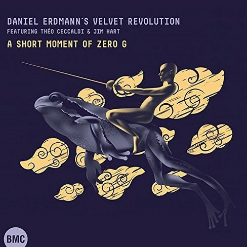 Daniel Erdmann - Short Moment Of Zero G (CD) - image 1 of 1