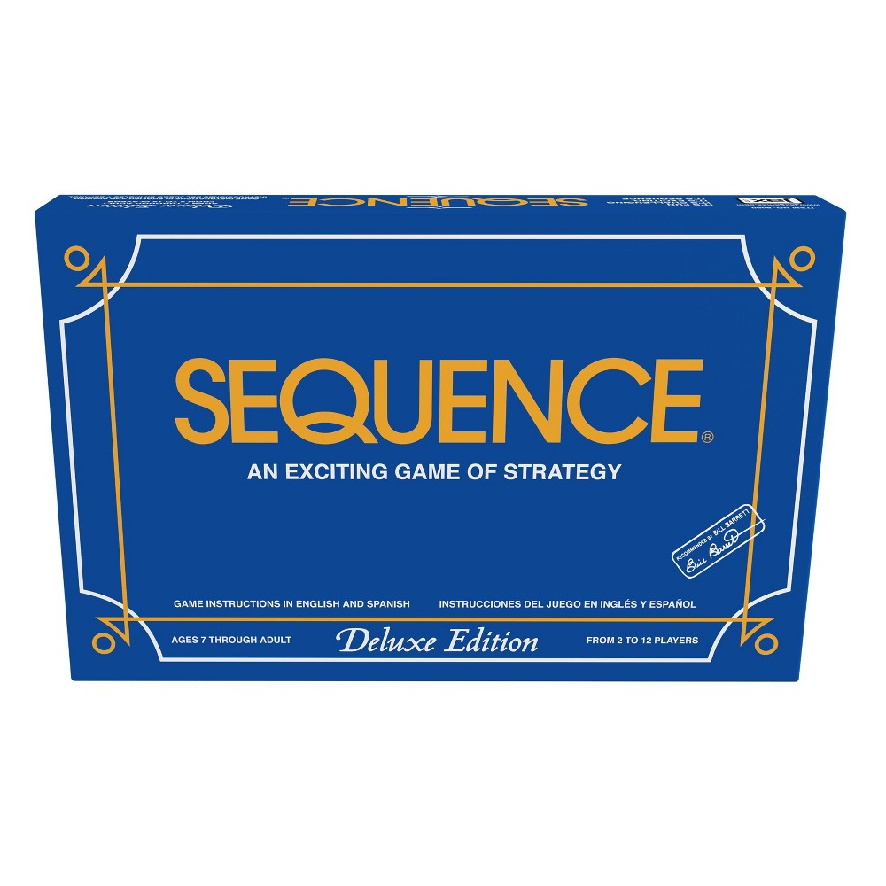 Sequence Deluxe Board Game