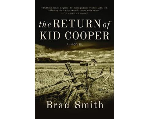 Return of Kid Cooper (Hardcover) (Brad Smith) - image 1 of 1