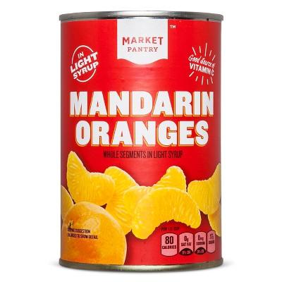 Mandarin Oranges 15oz - Market Pantry™
