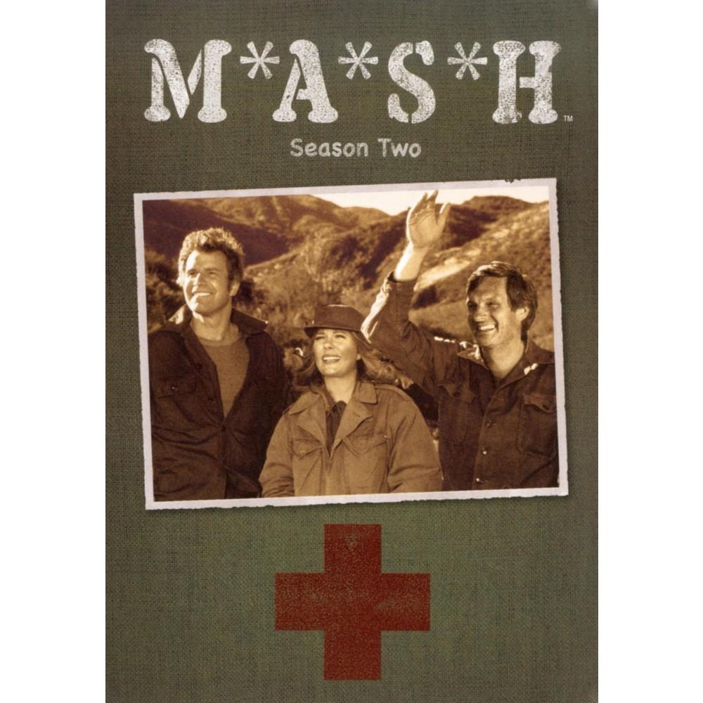 M*a*s*h: Season 2 [3 Discs]