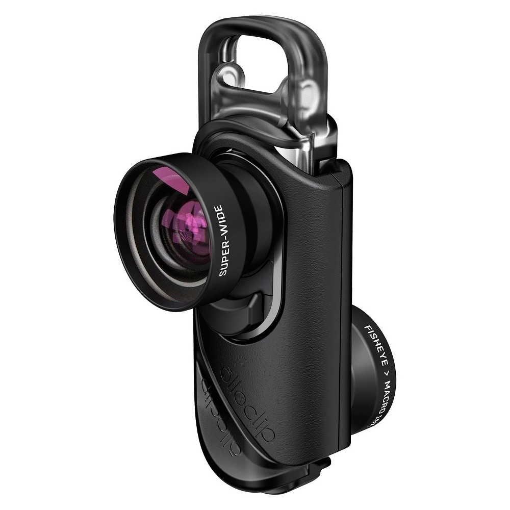 Olloclip Core Lens iPhone 7/7 Plus - Black