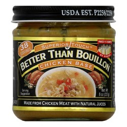 Better Than Bouillon Chicken Base 8oz