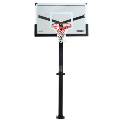 "Lifetime 54"" Mammoth Bolt Down Basketball Hoop"