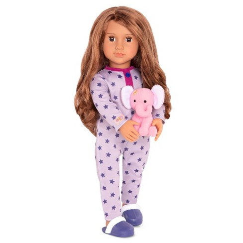 "Our Generation 18"" Slumber Party Doll - Maria - image 1 of 4"