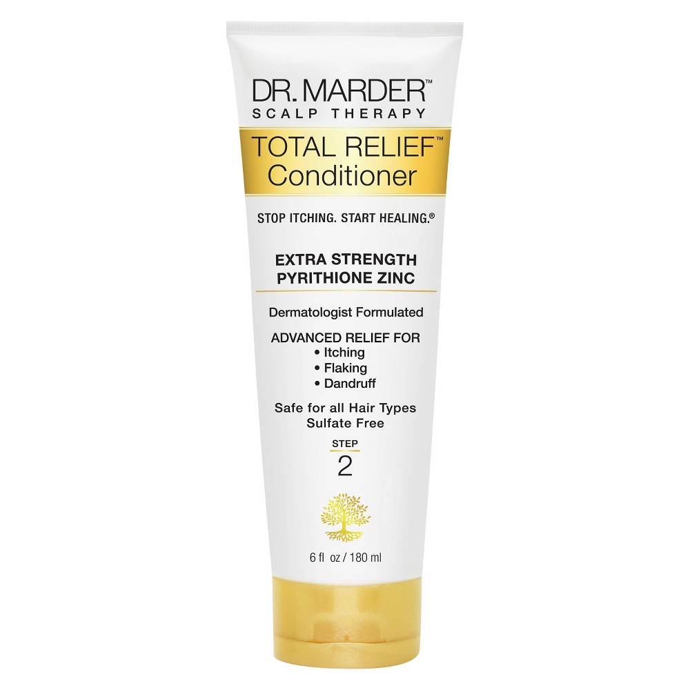 Image of Dr. Marder Scalp Therapy Extra Strength with Zinc Conditioner - Total Relief - 6 fl oz