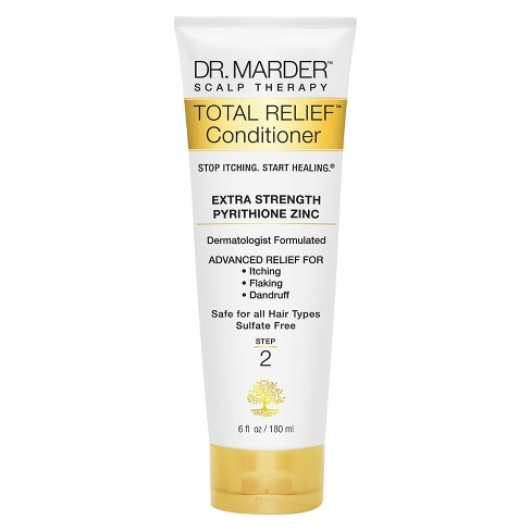 Dr. Marder Scalp Therapy Extra Strength with Zinc Conditioner - Total Relief - 6oz - image 1 of 2