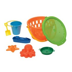 American Plastic Toys Inc. Jumbo Value Bucket 8piece