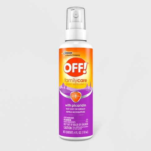 OFF! Family Care Insect Repellent II - 4 fl oz - image 1 of 4