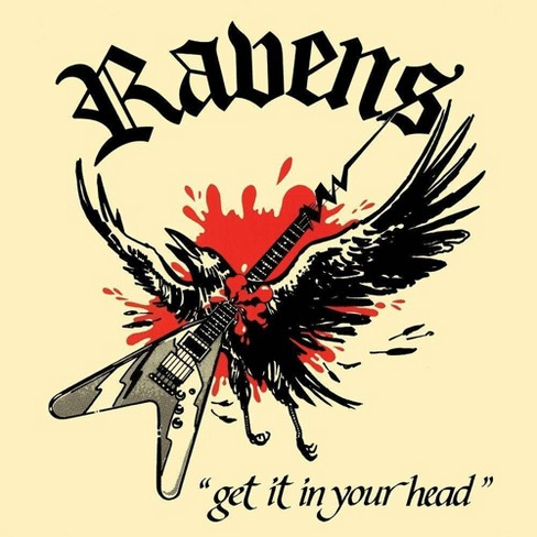 Ravens - Get It In Your Head (CD) - image 1 of 1