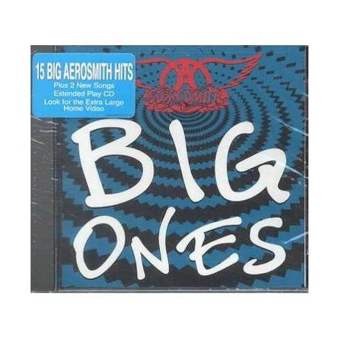 Aerosmith - Big Ones (CD) - image 1 of 1