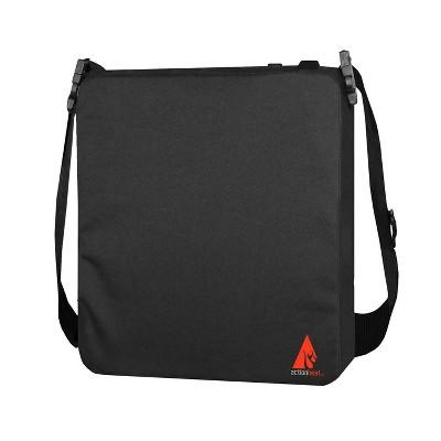ActionHeat 5V Battery Heated Seat Cushion - Black