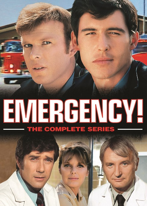 Emergency:Complete Series (DVD) - image 1 of 1