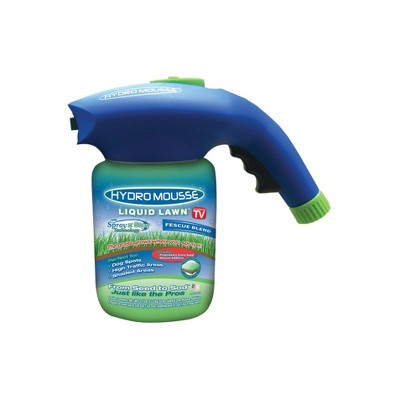 HydroMousse Liquid Lawn Fescue Kit Grass Seed - As Seen on TV