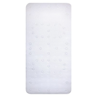 Small Cushion Bath Mat White - Room Essentials™